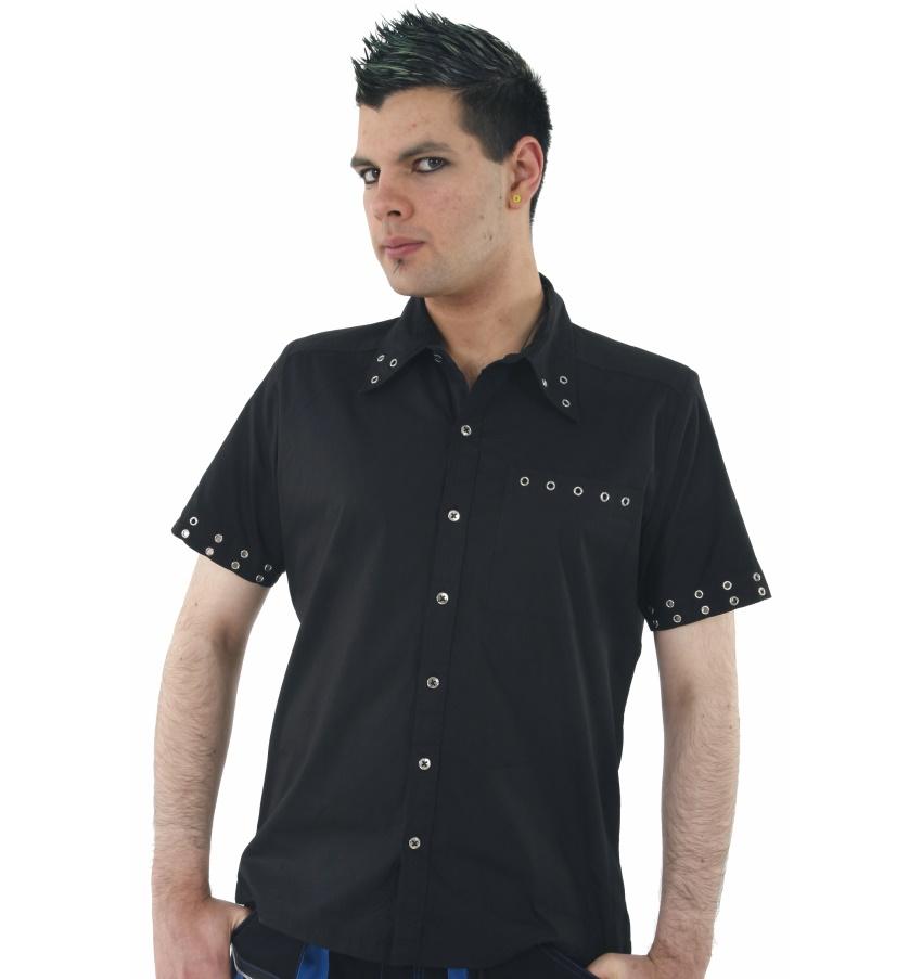 Männerhemd Dead Threads
