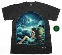 T-Shirt Glow in the Dark Elfe