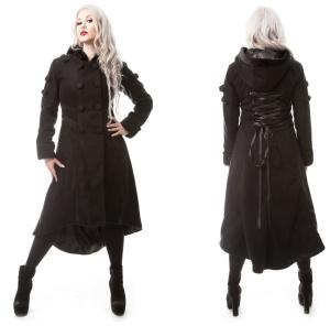 Midnight Coat Poizen Industries