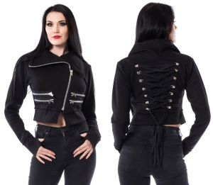 Minna Jacket Chemical Black