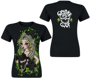 Girl Shirt Cup Cake Cult Evil Clothing