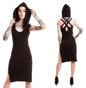 Kleid Nocturnal Vixxsin
