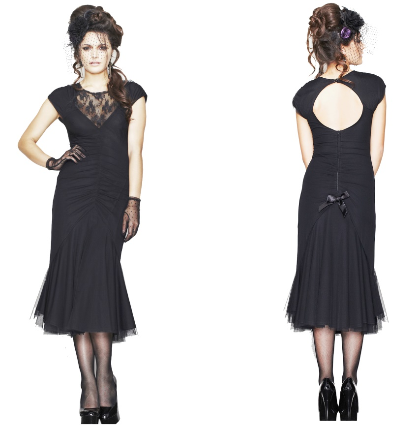Ariana Dress Spin Doctor Popsoda
