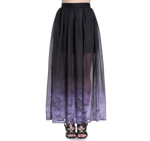 Evadine Maxi Skirt Spin Doctor