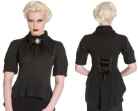 Gothicbluse Aurelia Spin Doctor
