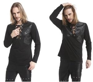 Gothicshirt Pentagramme