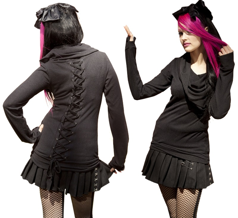 Damen Pullover Vixxsin Evil Clothing
