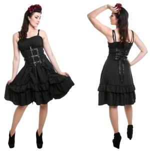 Kleid mit Korsage Siren Vixxsin