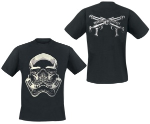 Tshirt Skull Trooper Heartless