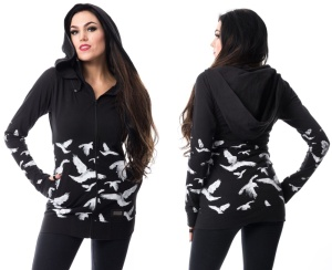 Girljacke Bird Vixxsin