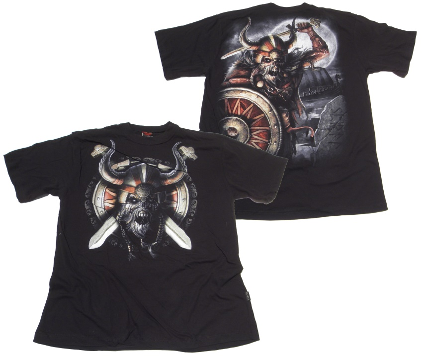 T-Shirt Vikink Undead