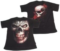 T-Shirt Skull Shock