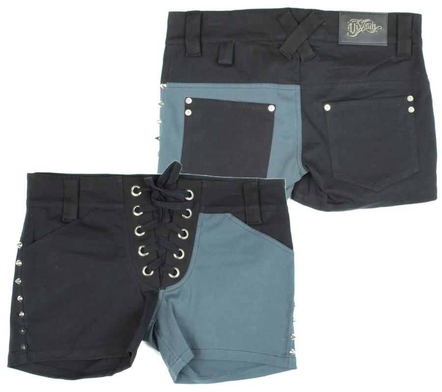Girl Shorts Vixxsin Evil Clothing