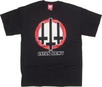 T-Shirt Toxico Satan Army