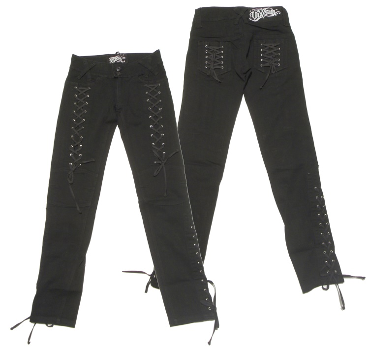Stretchjeans Evil Clothing Vixxsin