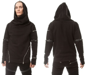 Sweatshirt Men Voyage Hood Vixxsin