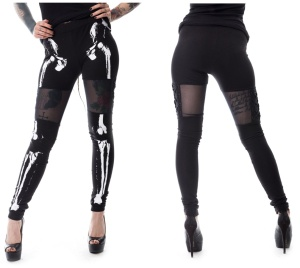Leggings Bones Vixxsin