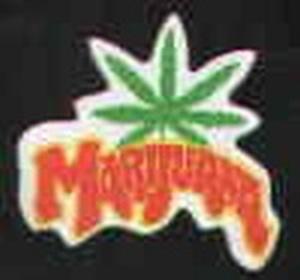 Aufn�her Marijuana