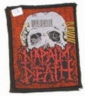 Aufnäher Napalm Death