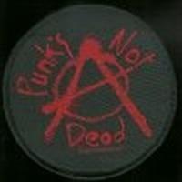 Aufnäher Punks not Dead