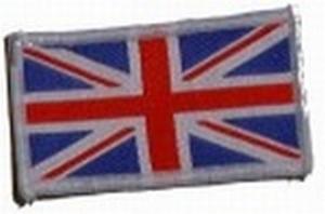 Aufnäher UK Flagge