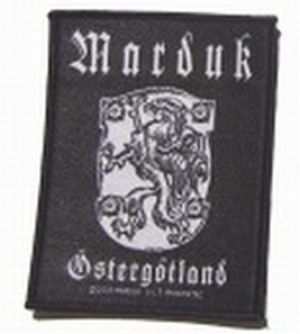 Aufnäher Marduk