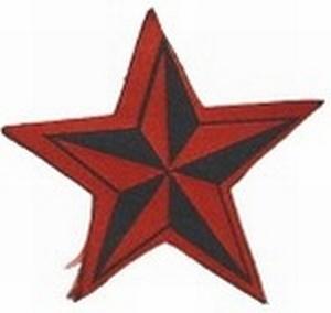 Aufnäher Nautic Star