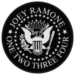 Aufnäher Ramones