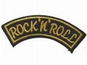 Aufnäher Rock N Roll