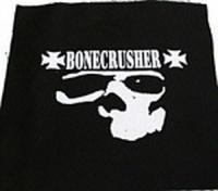 Aufnäher Bonecrusher