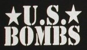 Aufnäher U.S. Bombs