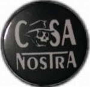 Button Casa Nostra