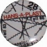 Button H.ans-A-Plast
