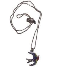 Halskette Schwalbe