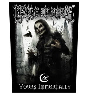 Rückenaufnäher Cradle of Filth