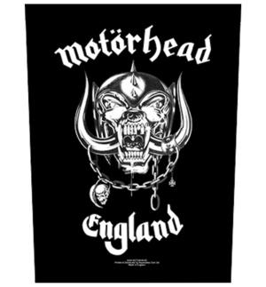 Rückenaufnäher Motörhead England