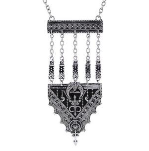 Halskette Gothic Oriental