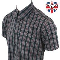 Hemd kurzarm Warrior Clothing Brunel