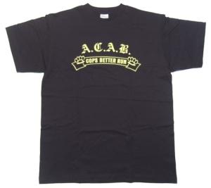 Tshirt A.C.A.B.