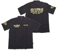 Workerhemd Alcatraz Banned