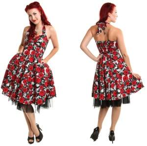 Rock n Roll Kleid Becca Dress Rockabella