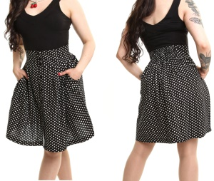 Buffy Skirt Rockabella Rockabilly Boogie Rock