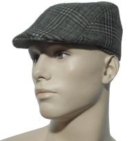 Schiebermütze Flat Hat/Gatsby Hat