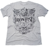 T-Shirt Iron Fist Vintage Brut