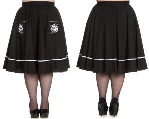 Full Moon Skirt/Rock Fledermaus Hellbunny