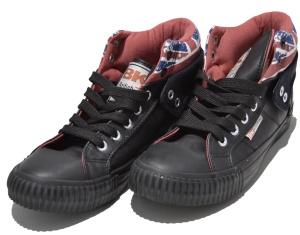 BK British Knights Schuhe Union Jack