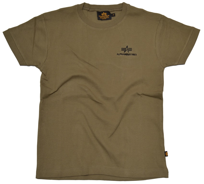 Alpha Industries T-Shirt Sport Rib