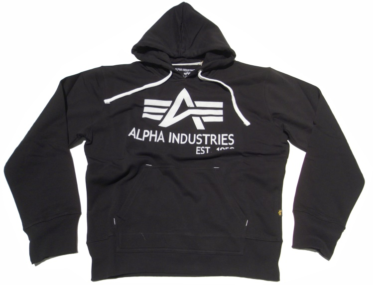 Alpha Industries Kapuzensweatshirt Big A Classic