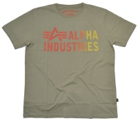 Alpha Industries T-Shirt Basic Print 3 / 707357