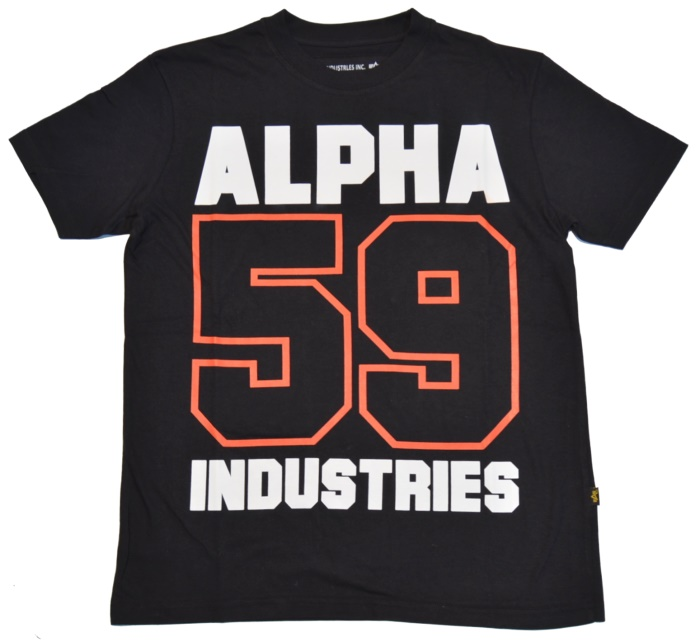 Alpha Industries T-Shirt Basic Print 11